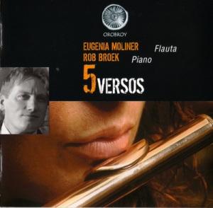 Eugenia Moliner Cinco Versos